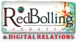 red bolling logo