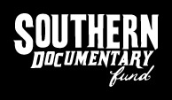 text logo that reads, Southern Documentary Fund